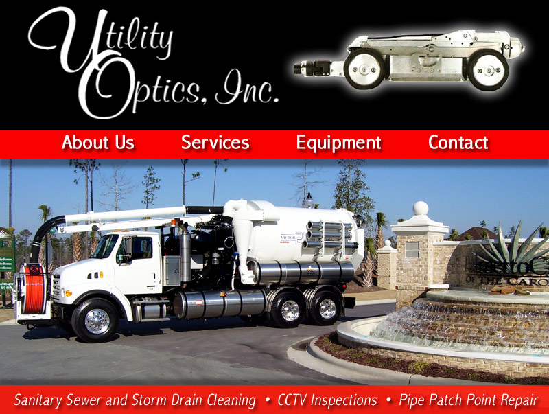 Utility Optics, Serving NC and SC - Myrtle Beach, SC and Wilmington, NC